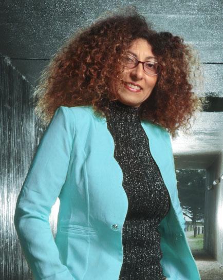 Portrait Jamila HARIZI